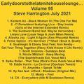 Earlydoorstothelatenitehouselounge… Volume 95 July 2021