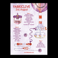 5hr set - Room 3 - Fabric - 4th August 2012