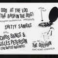 CHRIS BANGS- THE LEGENDARY DOO AT THE LOO - ROOTS OF ACID JAZZ FUNK SET !!