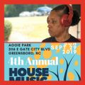 House Sessions Aggie Park Greensboro, NC 9/29/19 - DJ BossLady