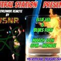 """Ellie Lee & Blues Fury Invade The """"NEW"""" Central Station 3/10/2013"""