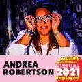 SUMMER SOULSTICE VIRTUAL 2021 : ANDREA ROBERTSON