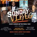 Sunday Vibes @ The Family Den LIVE - 11 April 2021