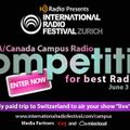IRF Search for the Best US/Canada College Radio Jockey (Brody Ramones Dirty Glitter_