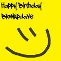 SPeedY_B - Blowupdave's Birthday