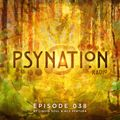 Psy-Nation Radio #038 incl. Suduaya Mix [Ace Ventura & Liquid Soul]