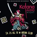 Tomoyoshi @ Katana Audio Night - Arena Club Berlin 03.03.2018