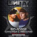 Bio-Forge ( Leviathan & Predator) @ Unity Radio - 01-12-2016 - 20 Years Cenobite Special