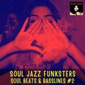 Soul Jazz Funksters - Soul Beats & Basslines Vol 2