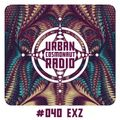 UCR #040 by EXZ