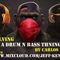 Evolving A Drum n Bass Thing