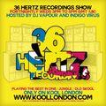36 Hertz Radio show episode 0121 - Broadcast on 2nd December 2020