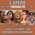 Studio One l'émission - Apero Reggae.fr + One Dub Session + Dancehall Banks 11.02.21