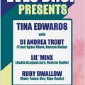 Andrea Trout - Eves'Drop Takeover at Escape To Freight Island 07.08.21