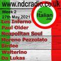 Paul Older - The Italian Job -NDC Radio .