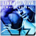 DJ PAULO LIVE ! @ VIVA (NYC) 7.26.14 Warm-Up Set