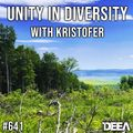Kristofer - Unity in Diversity 641 @ Radio DEEA (22-05-2021)