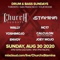 Church X Stamina 18 | Wally