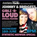 AR131 JOHNNY AND BRIDGET'S 'GIRLZ R LOUD' SPECIAL FEATURE SHOW