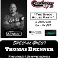 Thomas Brenner (King Street) Guest Mix for the Disco House Party April 2020