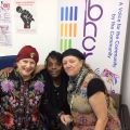 Your Voice Matters with Pauline Weir and Jilliana Ranicar-Breese and susi Oddball 111116