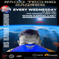 HALLEY SEIDEL - TECHNO SET FOR RADIO IIIX