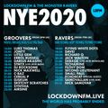 Lockdown FM New Years Eve 2020 with Little Gem