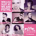We Are FSTVL 2014 DJ Competition - Flybug Live Mix