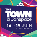 DJ SET @THE TOWN A DANSPACE Block Party 18/06/2016
