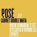 POSÉ #2 - Marcin Sobolev & Arianna Musetta (Cabinet Double Mafia)