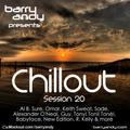 #ChilloutSession 20 - Al B. Sure, Mica Paris, Omar, Chanté Moore, Babyface, Guy