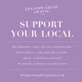Marcio Martinez / Dartmouth Arms / Support Your Local - November 2020