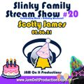 Scotty James - Slinky Family Stream Show 20 - 020621