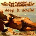 DJ DazZ Deep & Soulful Summer House 2018