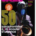 Emission du 29.11.2017 Spéciale Saxophonistes
