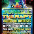 Funky Flirt w/ MC Blacka - Jungle Therapy - 14.10.16
