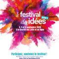 LE FESTIVAL DES IDEES 2020 - GUILLAUME DUVAL
