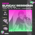 DJ HI-C - Sunday Sessions: Home Edition, July 2020