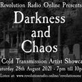 Cold Transmission Label Special - 28th August 2021