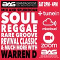 BAG Radio - Mix & Splendour with Warren D, Sat 2pm - 4pm (03.04.21)
