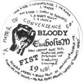 Tribute to Embolism/Aftermath-Bloody Fist Records