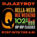 Q102.1-STEP INTO THE AM-HALLOWEEN MIX