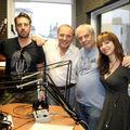 La Ruta del Rock - Claudio Gabis, Johnny Tedesco y Alan Vega
