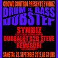 Steve b2b Dubbalot @ Sweat! Club (29.09.2012)