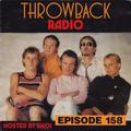 Throwback Radio #158 - DJ Fresh Vince (80's Party Mix)