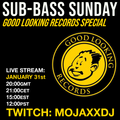 Sub Bass Sunday: Good Looking Records Special
