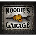 MOODIE'S GARAGE - Moody pebbles collection from Sixties # 3