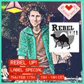 Rebel Up! Label Special for WBM at We Are Various | 11-02-21