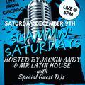 Jackin Andy LIVE on Slammin Saturdays on Chitown House Radio 12/9/17
