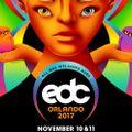 Dimitri Vegas & Like Mike @ kineticFIELD, EDC Orlando, United States 2017-11-11